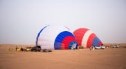 Sunset Tour - Hot Air Balloon Flight with Transfers in Dubai: Gallery Photo 34k6yz