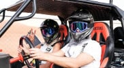 Dune Buggy Safari with Camp Dinner and Desert Activities in Sharjah: Gallery Photo 3pvve3