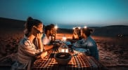 Explore the Desert with BBQ Dinner in Sharjah: Gallery Photo 3dvvy3