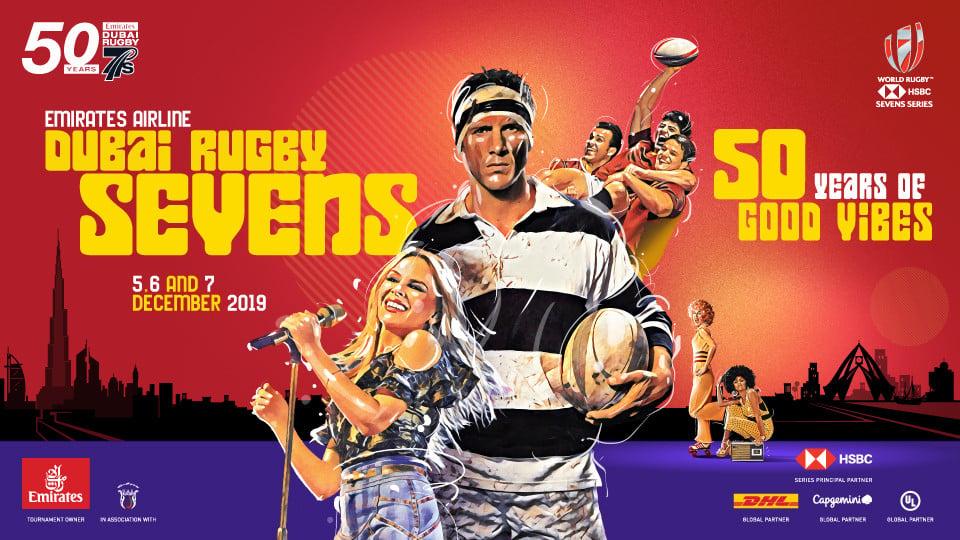 Emirates Airline Dubai Rugby Sevens,The Sevens Stadium Dubai,SỰ KIỆN THỂ THAO