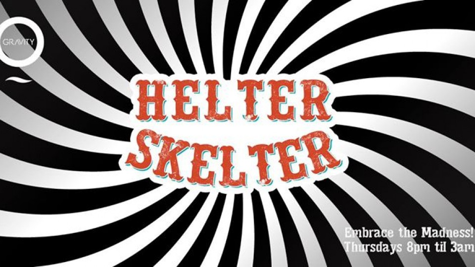 Helter Skelter - Embrace The Madness,Dubai