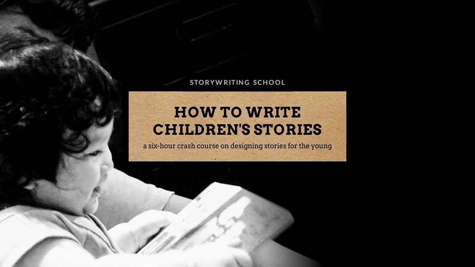 How to Write Children's Stories,Fullybooked Greenbelt 5,Workshops