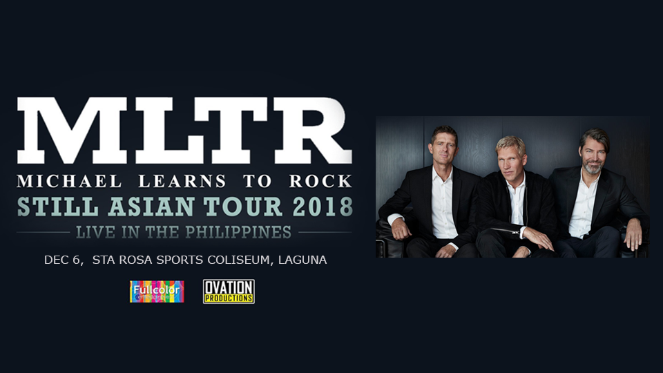 Michael Learns To Rock Live In Santa Rosa Laguna,Santa Rosa Sports Coliseum Santa Rosa Laguna,Concerts, Rock