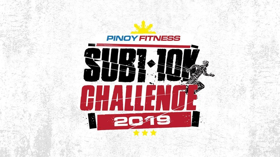 Pinoy Fitness SUB1 10K Challenge,SM by the Bay - SM Mall of Asia,Sports Events
