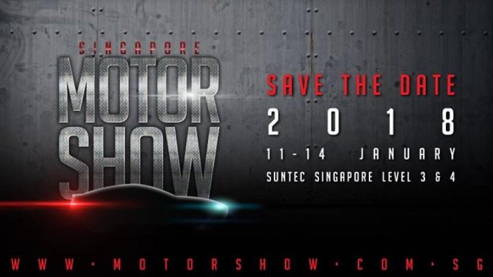 Singapore Motorshow 2018,Singapore