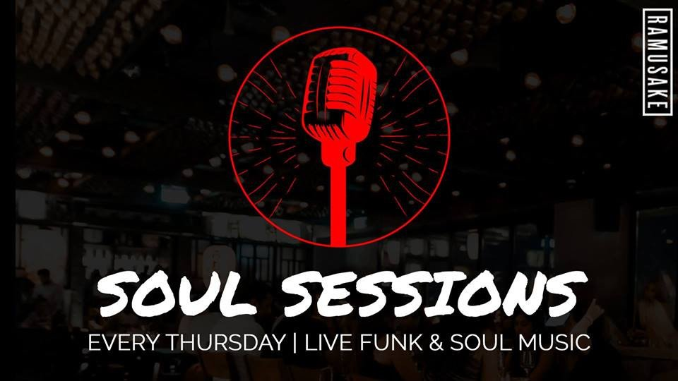Soul Sessions - Live Soul and Funk music - Every Thursday,Ramusake Dubai,Live Music
