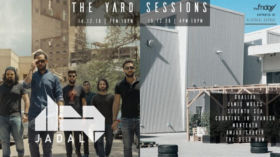 The Yard Sessions feat. JadaL,The Fridge,Rock
