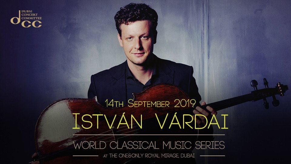 World Classical Music Series | István Várdai | Master of Cello,The One & Only Royal Mirage,Classical